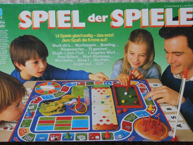 Spiel der Spiele Bild 1