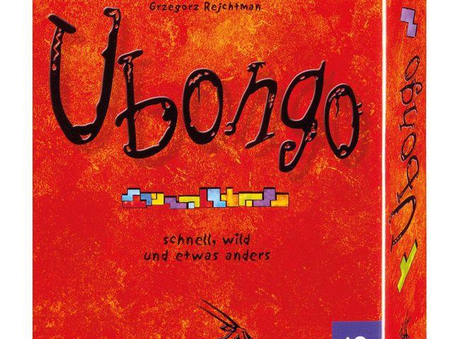 Ubongo: Mitbringspiel Bild 1