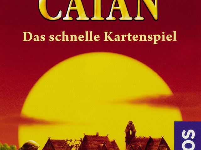 Die Siedler von Catan: Das schnelle Kartenspiel Bild 1
