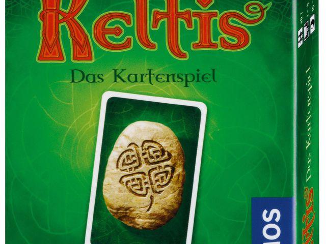Keltis: Das Kartenspiel Bild 1
