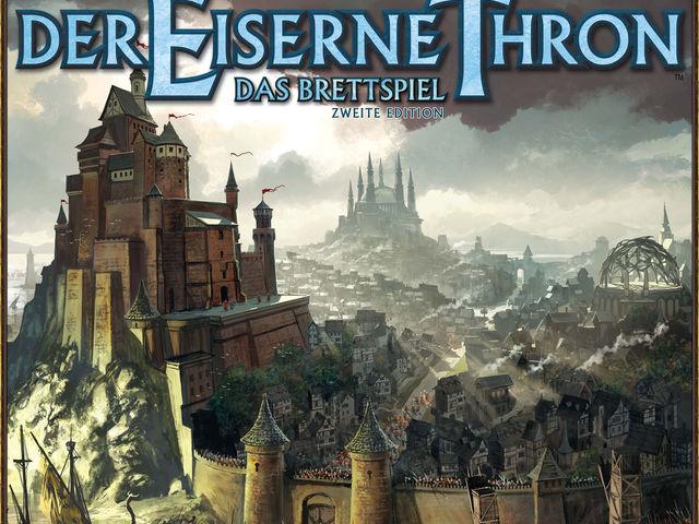 Der Eiserne Thron: Das Brettspiel – Zweite Edition Bild 1
