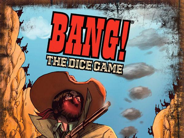 Bild zu Alle Brettspiele-Spiel Bang! The Dice Game