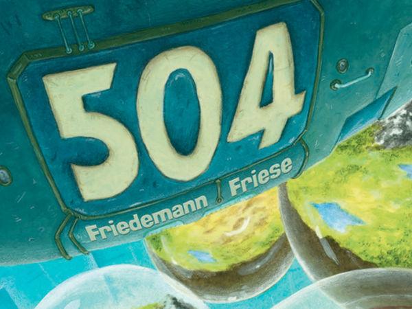 Bild zu Frühjahrs-Neuheiten-Spiel 504