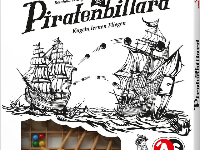 Piratenbillard Bild 1