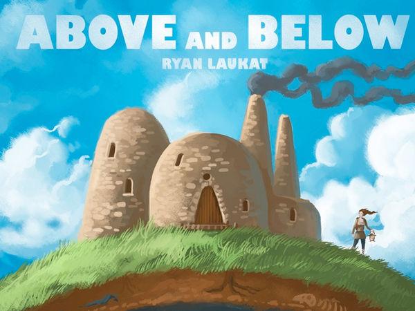 Bild zu Alle Brettspiele-Spiel Above and Below