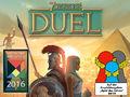 Alle Brettspiele-Spiel 7 Wonders: Duel spielen