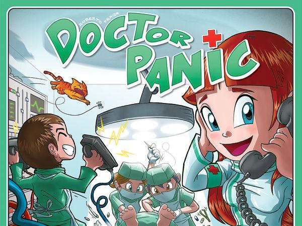 Bild zu Frühjahrs-Neuheiten-Spiel Doctor Panic
