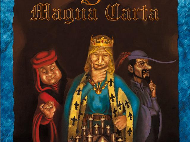 Caylus: Magna Carta Bild 1