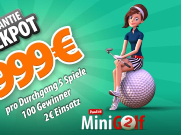 Bild zu Sport-Spiel MiniGolf 2