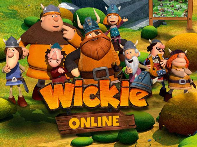 Wickie Online