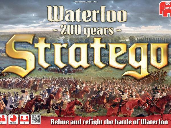 Bild zu Frühjahrs-Neuheiten-Spiel Stratego Waterloo