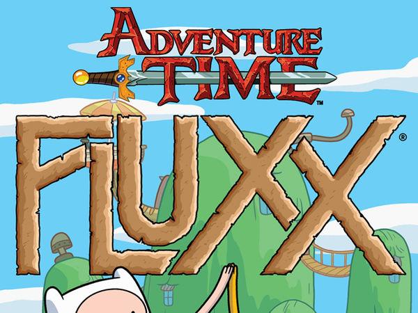 Bild zu Frühjahrs-Neuheiten-Spiel Adventure Time Fluxx