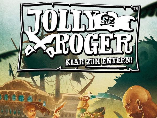 Bild zu Frühjahrs-Neuheiten-Spiel Jolly Roger: Klar zum Entern
