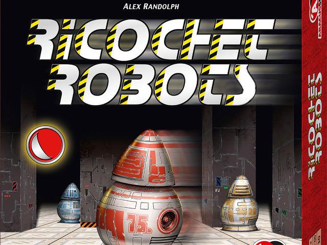 Ricochet Robots Bild 1