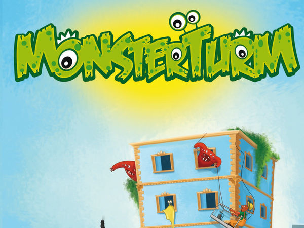 Bild zu Frühjahrs-Neuheiten-Spiel Monsterturm