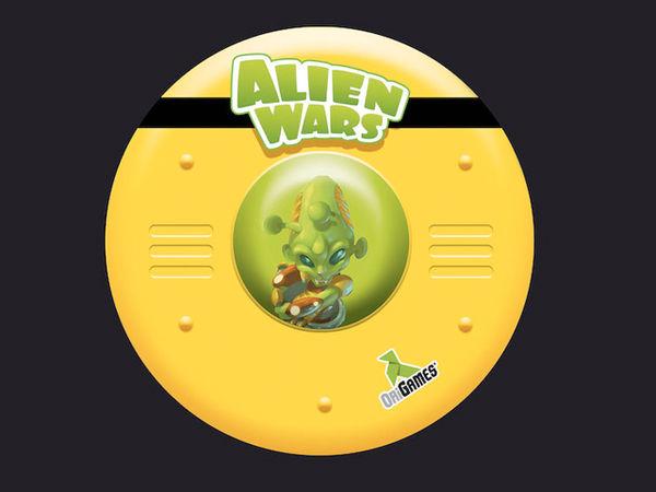 Bild zu Frühjahrs-Neuheiten-Spiel Alien Wars