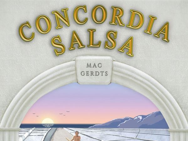 Bild zu Frühjahrs-Neuheiten-Spiel Concordia: Salsa