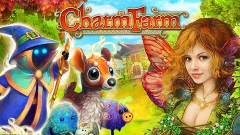 Spiele jetzt kostenlos das Alle-Spiel Charm Farm