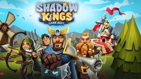 Spiele jetzt kostenlos das Strategie-Spiel Shadow Kings – Dark Ages