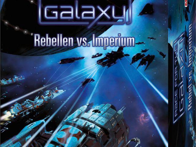 Race for the Galaxy: Rebellen vs. Imperium Bild 1