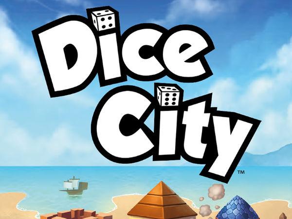 Bild zu Frühjahrs-Neuheiten-Spiel Dice City