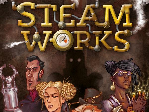 Bild zu Alle Brettspiele-Spiel Steam Works