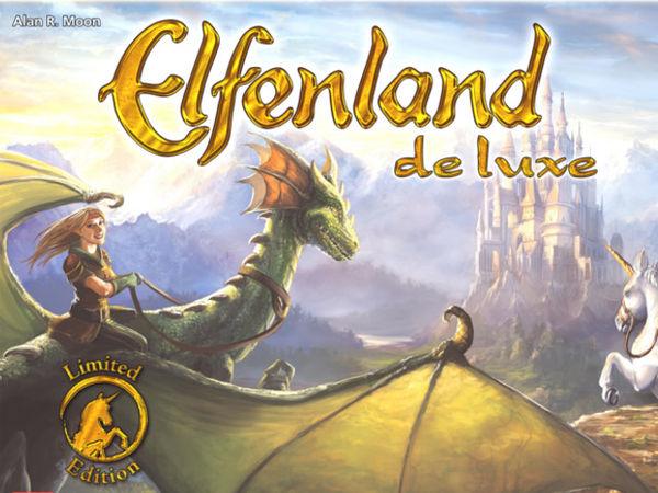 Bild zu Frühjahrs-Neuheiten-Spiel Elfenland de luxe