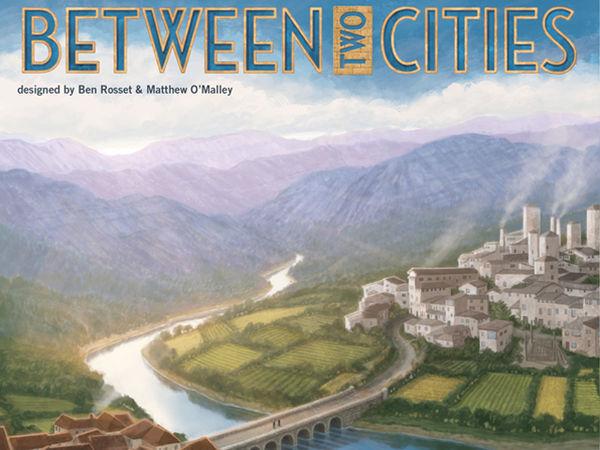 Bild zu Alle Brettspiele-Spiel Between Two Cities