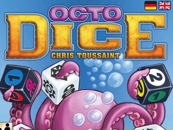 Bild zu Frühjahrs-Neuheiten-Spiel Octo Dice
