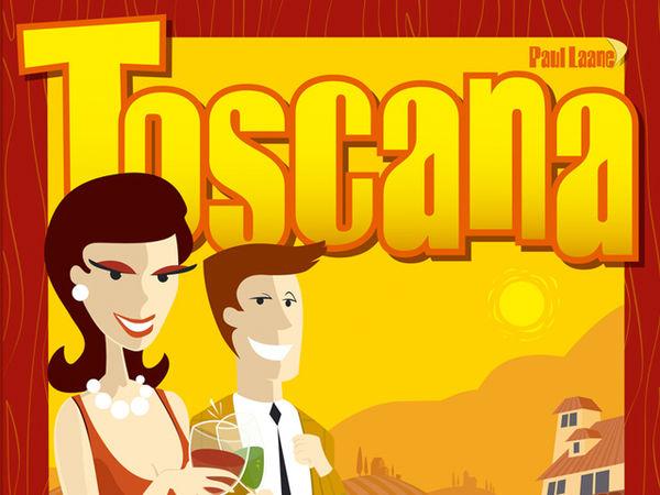 Bild zu Alle Brettspiele-Spiel Toscana