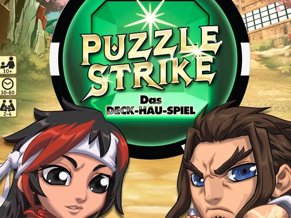 Bild zu Frühjahrs-Neuheiten-Spiel Puzzle Strike
