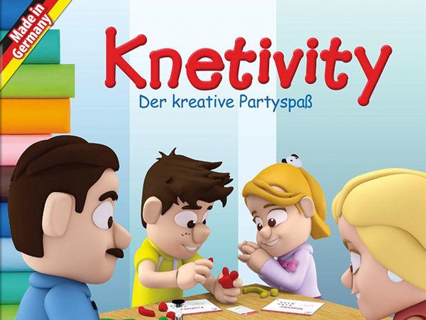 Bild zu Alle Brettspiele-Spiel Knetivity