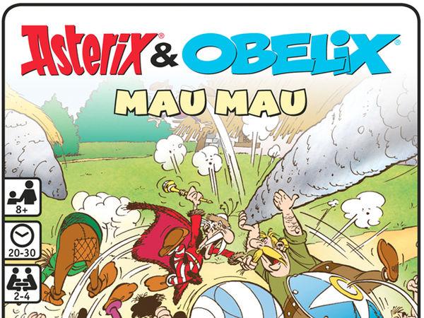 Bild zu Frühjahrs-Neuheiten-Spiel Asterix & Obelix: Mau Mau
