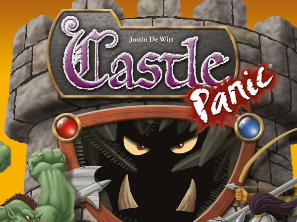 Bild zu Alle Brettspiele-Spiel Castle Panic