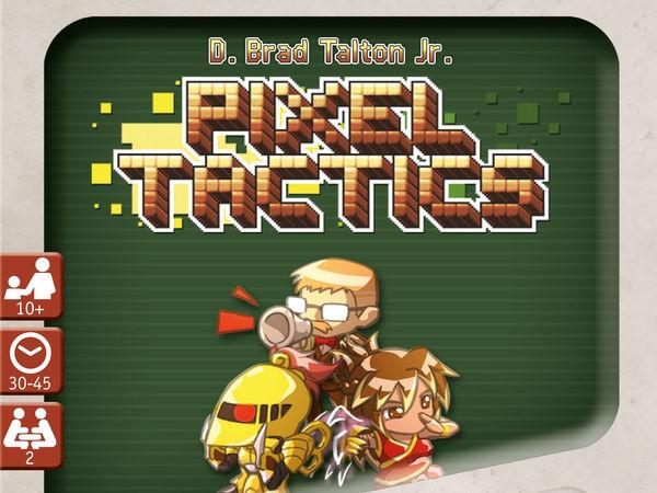 Bild zu Frühjahrs-Neuheiten-Spiel Pixel Tactics