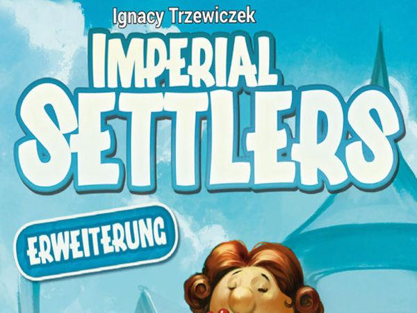 Bild zu Frühjahrs-Neuheiten-Spiel Imperial Settlers: Nachbarschaftshilfe