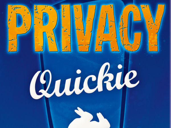 Bild zu Frühjahrs-Neuheiten-Spiel Privacy Quickie