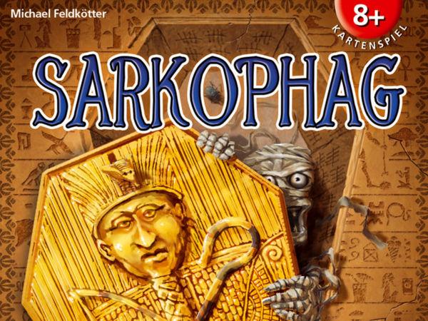 Bild zu Alle Brettspiele-Spiel Sarkophag