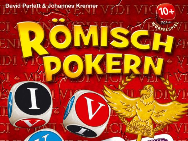 Bild zu Frühjahrs-Neuheiten-Spiel Römisch Pokern