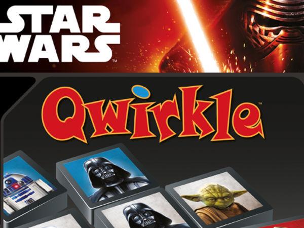 Bild zu Frühjahrs-Neuheiten-Spiel Qwirkle: Star Wars