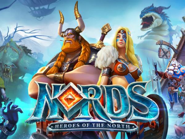Bild zu Strategie-Spiel Nords - Heroes of the North