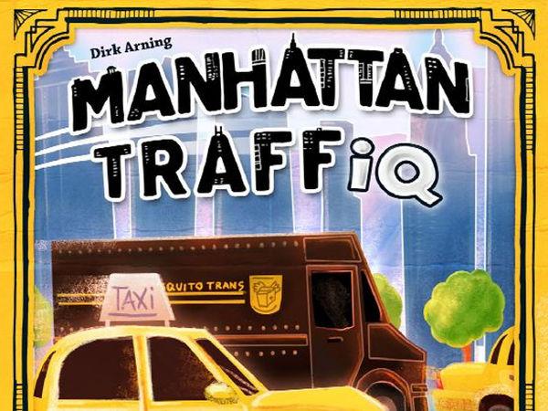 Bild zu Alle Brettspiele-Spiel Manhattan TraffIQ
