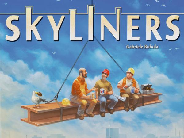 Bild zu Alle Brettspiele-Spiel Skyliners