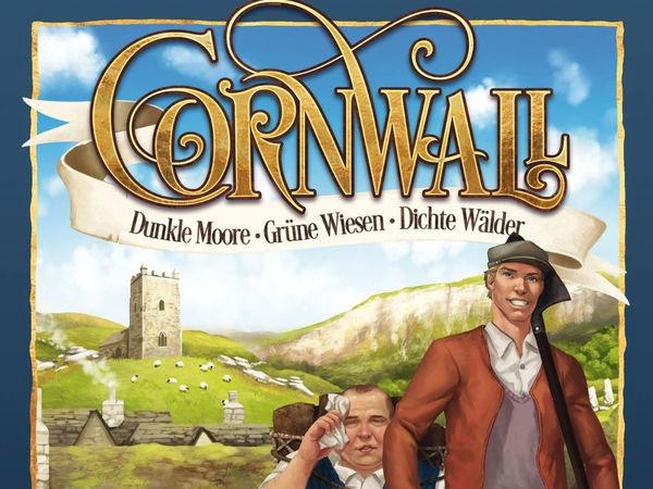 Bild zu Alle Brettspiele-Spiel Cornwall