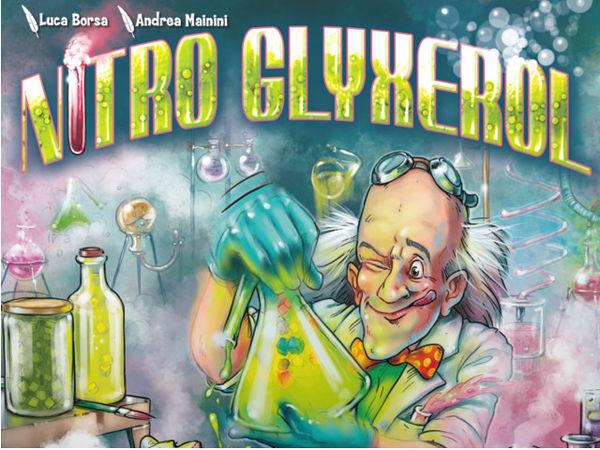 Bild zu Alle Brettspiele-Spiel Nitro Glyxerol
