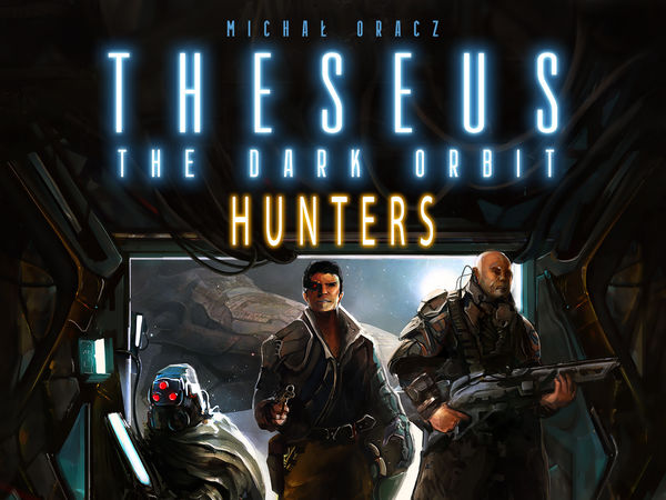 Bild zu Frühjahrs-Neuheiten-Spiel Theseus: The Dark Orbit – Hunters