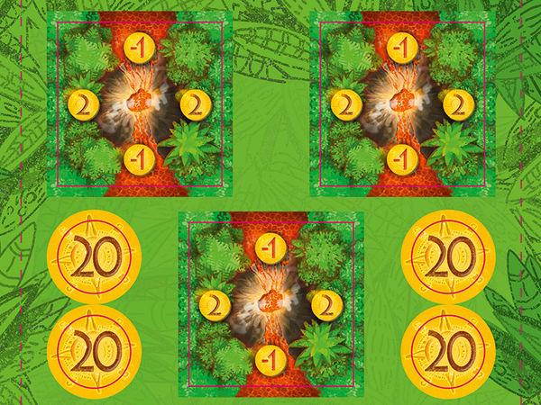 Bild zu Frühjahrs-Neuheiten-Spiel Cacao: Vulkane
