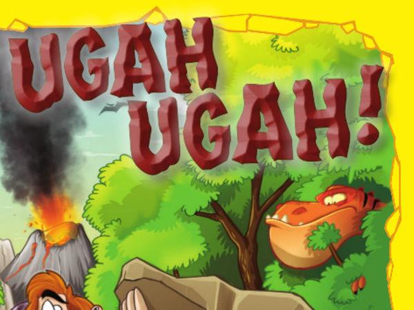 Bild zu Frühjahrs-Neuheiten-Spiel Ugah Ugah!