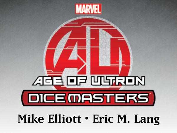 Bild zu Frühjahrs-Neuheiten-Spiel Marvel Dice Masters: Age of Ultron