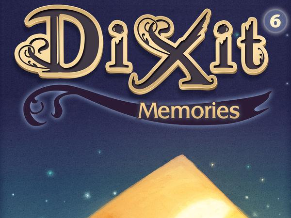 Bild zu Frühjahrs-Neuheiten-Spiel Dixit 6: Memories